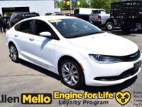 Introducing the 2016 Chrysler 200! A great car and a