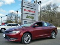 2016 Chrysler 200 S in mint conditon. ONLY 2K miles-
