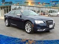 2016 Chrysler 300C Base AWD. 27/18 Highway/City MPG