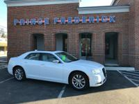 2016 CHRYSLER 300C WITH ALL WHEEL DRIVE! THE DOMESTIC