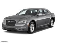 300C trim. CARFAX 1-Owner. Moonroof, Nav System,