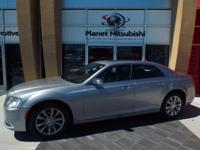 Options:  2016 Chrysler 300 300C|Silver/|V6 3.6 L