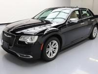 This awesome 2016 Chrysler 300 Series comes loaded with