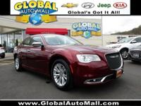 CHRYSLER CERTIFIED !! Only 12,110 miles on this 2016