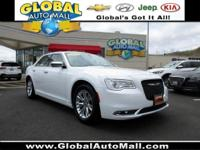 CHRYSLER CERTIFIED !! Only 9,460 miles on this 2016