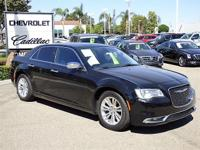 Options:  2016 Chrysler 300 4Dr Sdn 300C Rwd Used|Black