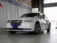 CARFAX One-Owner. Clean CARFAX. White 2016 Chrysler