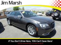 Introducing the 2016 Chrysler 300C! The design of this
