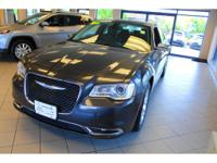 Options:  2016 Chrysler 300C Base|Introducing The 2016