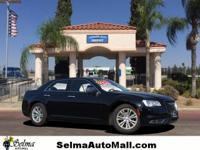 CARFAX One-Owner. Clean CARFAX. Black 2016 Chrysler