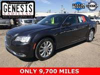 Only 9,700 miles! Clean Carfax, One Owner, Local Trade,