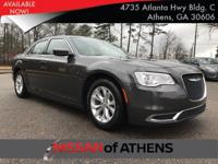 Check out this 2016 Chrysler 300 Limited. Its Automatic