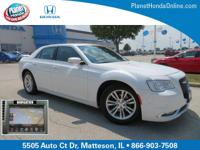 Recent Arrival! 2016 Chrysler 300 Limited Ivory ** ONE