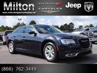 Introducing the 2016 Chrysler 300! Both practical and