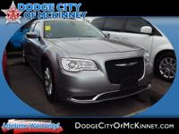 Introducing the 2016 Chrysler 300! This is a superior
