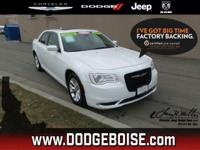 2016 Chrysler 300 Limited RWD FACTORY CERTIFIED ONLY