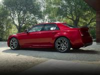 300 Limited, Chrysler Certified, 4D Sedan, and 8-Speed