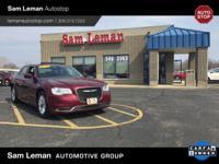 2016 Chrysler 300 Limited in Velvet vehicle highlights