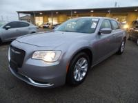We are excited to offer this 2016 Chrysler 300. When
