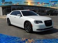 New Price! CARFAX One-Owner. 2016 Chrysler 300 S