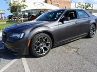 Check out this 2016 Chrysler 300S with all the option