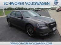 Check out this gently-used 2016 Chrysler 300 we