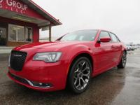 Options:  2016 Chrysler 300 Visit Auto Group Leasing