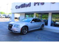Options:  2016 Chrysler 300 S|Introducing The 2016