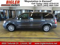 Our phenomenal 2016 Chrysler Town and Country Limited