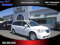Chrysler Certified Pre-Owned. Serviced and ready to go!