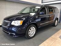 Introducing the 2016 Chrysler Town Country! It just