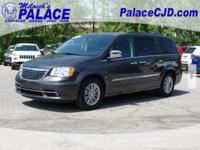 2016 Town & Country Touring-L **Navigation/GPS**Rear