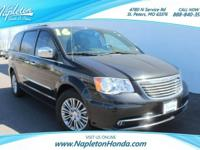 **2016 Chrysler Town & Country Touring-L**, *BALANCE OF