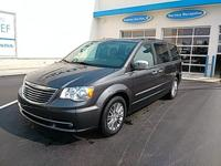 Introducing the 2016 Chrysler Town Country! Pure