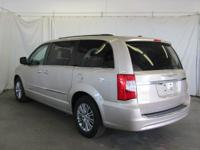 Options:  2016 Chrysler Town & Country Touring