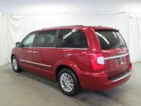 Options:  2016 Chrysler Town & Country Touring L Anniv