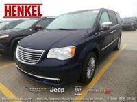 Options:  2016 Chrysler Town & Country Touring-L|True
