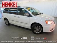 Options:  2016 Chrysler Town & Country Touring-L Ann.