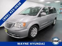 This Chrysler Town & Country has a strong Regular