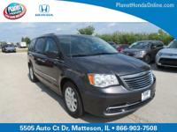 Recent Arrival! 2016 Chrysler Town & Country Touring