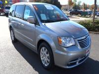 Introducing the 2016 Chrysler Town Country! An American