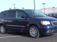 Town & Country Touring, 4D Passenger Van, 6-Speed