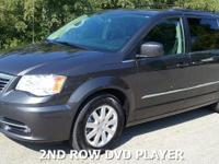 This one owner, 2016 Chrysler Town and Country has
