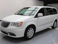 This awesome 2016 Chrysler Town & Country comes loaded