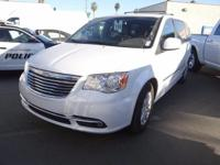Options:  2016 Chrysler Town & Country Touring With
