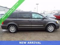 *** 2016 CHRYSLER TOWN AND COUNTRY FOUR DOOR TOURING