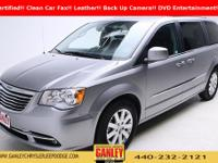Chrysler Town  &  Country Touring 2016 Just Reduced!