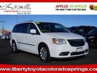 CARFAX 1-Owner. EPA 25 MPG Hwy/17 MPG City! Leather,