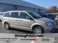 This is a 2016 Chrysler Town and Country with only 30K