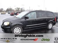 This is a 2016 Chrysler Town and Country with only 20K